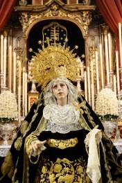 Besamanos de Ntra. Sra. del Mayor Dolor en su Soledad. MIGUEL ÁNGEL ROMANO (11)