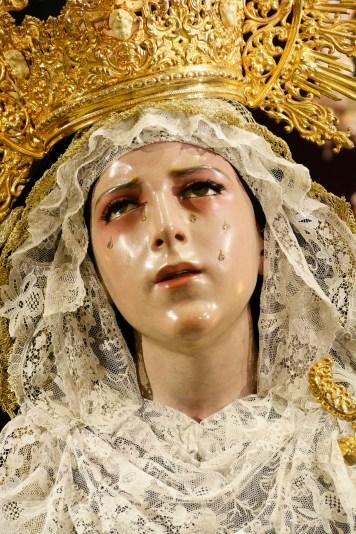 Besamanos de Ntra. Sra. del Mayor Dolor en su Soledad. MIGUEL ÁNGEL ROMANO (12)