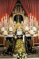 Besamanos de Ntra. Sra. del Mayor Dolor en su Soledad. MIGUEL ÁNGEL ROMANO (2)