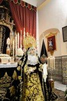 Besamanos de Ntra. Sra. del Mayor Dolor en su Soledad. MIGUEL ÁNGEL ROMANO (3)