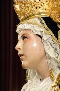 Besamanos de Ntra. Sra. del Mayor Dolor en su Soledad. MIGUEL ÁNGEL ROMANO (7)