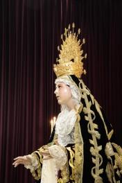 Besamanos de Ntra. Sra. del Mayor Dolor en su Soledad. MIGUEL ÁNGEL ROMANO (8)