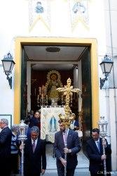Traslado a San Gonzalo de la Virgen del Rosario del Barrio León. LUIS MANUEL JIMÉNEZ (1)