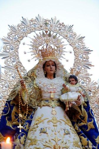 Traslado a San Gonzalo de la Virgen del Rosario del Barrio León. LUIS MANUEL JIMÉNEZ (10)