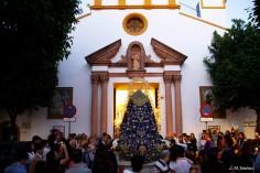 Traslado a San Gonzalo de la Virgen del Rosario del Barrio León. LUIS MANUEL JIMÉNEZ (16)