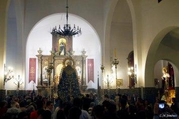Traslado a San Gonzalo de la Virgen del Rosario del Barrio León. LUIS MANUEL JIMÉNEZ (17)