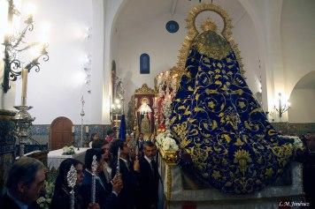 Traslado a San Gonzalo de la Virgen del Rosario del Barrio León. LUIS MANUEL JIMÉNEZ (18)