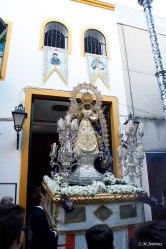 Traslado a San Gonzalo de la Virgen del Rosario del Barrio León. LUIS MANUEL JIMÉNEZ (3)