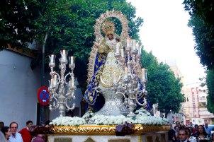 Traslado a San Gonzalo de la Virgen del Rosario del Barrio León. LUIS MANUEL JIMÉNEZ (4)
