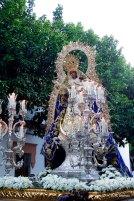Traslado a San Gonzalo de la Virgen del Rosario del Barrio León. LUIS MANUEL JIMÉNEZ (5)