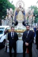 Traslado a San Gonzalo de la Virgen del Rosario del Barrio León. LUIS MANUEL JIMÉNEZ (6)