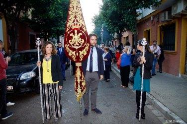Traslado a San Gonzalo de la Virgen del Rosario del Barrio León. LUIS MANUEL JIMÉNEZ (8)