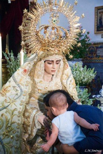 Besamanos Virgen de la Salud Agosto 2018. LUIS MANUEL JIMÉNEZ (4)