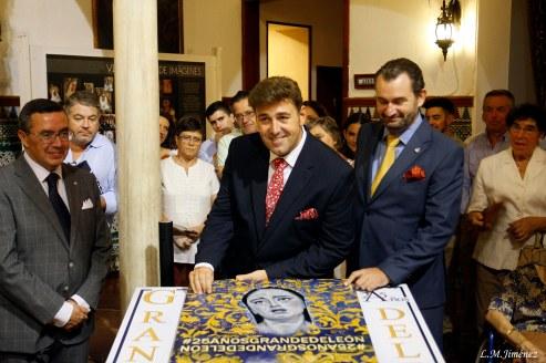 Exposición 25 aniversario profesional José Antonio Grande de León (9)