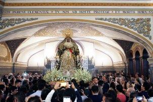 Rosario de la aurora Esperanza de Triana. LUIS MANUEL JIMÉNEZ (11)
