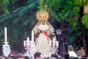 Rosario de la aurora Esperanza de Triana. LUIS MANUEL JIMÉNEZ (13)