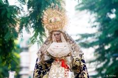 Rosario de la aurora Esperanza de Triana. LUIS MANUEL JIMÉNEZ (15)