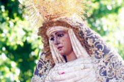 Rosario de la aurora Esperanza de Triana. LUIS MANUEL JIMÉNEZ (16)