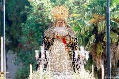 Rosario de la aurora Esperanza de Triana. LUIS MANUEL JIMÉNEZ (21)