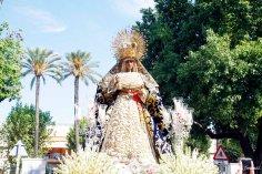 Rosario de la aurora Esperanza de Triana. LUIS MANUEL JIMÉNEZ (23)