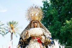 Rosario de la aurora Esperanza de Triana. LUIS MANUEL JIMÉNEZ (24)