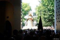 Rosario de la aurora Esperanza de Triana. LUIS MANUEL JIMÉNEZ (25)
