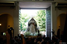 Rosario de la aurora Esperanza de Triana. LUIS MANUEL JIMÉNEZ (26)