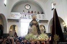 Rosario de la aurora Esperanza de Triana. LUIS MANUEL JIMÉNEZ (27)