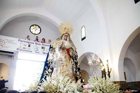 Rosario de la aurora Esperanza de Triana. LUIS MANUEL JIMÉNEZ (28)