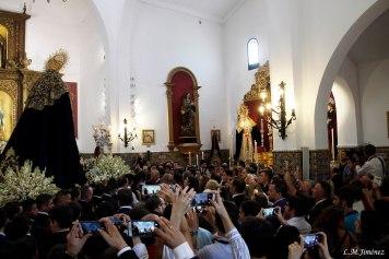Rosario de la aurora Esperanza de Triana. LUIS MANUEL JIMÉNEZ (29)