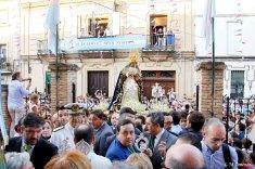 Rosario de la aurora Esperanza de Triana. LUIS MANUEL JIMÉNEZ (3)