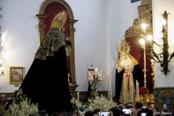 Rosario de la aurora Esperanza de Triana. LUIS MANUEL JIMÉNEZ (30)