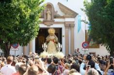Rosario de la aurora Esperanza de Triana. LUIS MANUEL JIMÉNEZ (33)