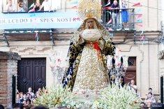 Rosario de la aurora Esperanza de Triana. LUIS MANUEL JIMÉNEZ (4)