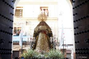 Rosario de la aurora Esperanza de Triana. LUIS MANUEL JIMÉNEZ (5)
