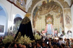 Rosario de la aurora Esperanza de Triana. LUIS MANUEL JIMÉNEZ (9)