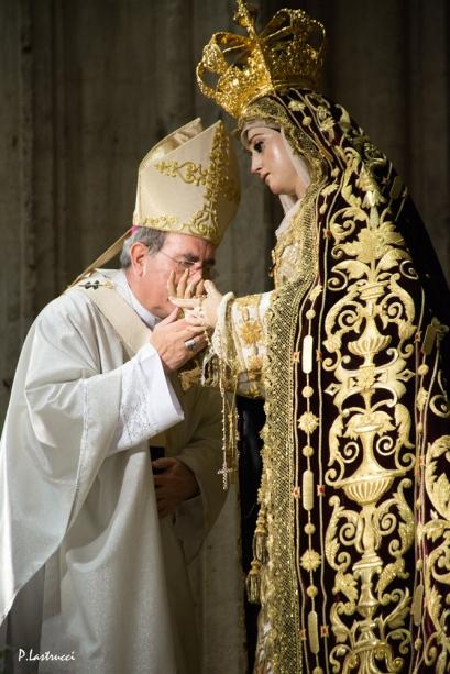 Virgen de la Victoria, coronación (14)