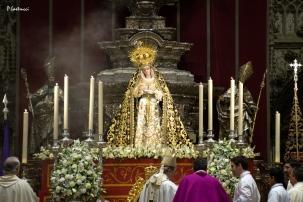 Virgen de la Victoria, coronación (19)