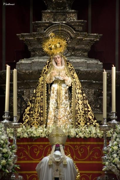 Virgen de la Victoria, coronación (21)