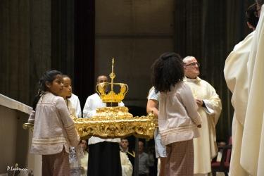 Virgen de la Victoria, coronación (6)