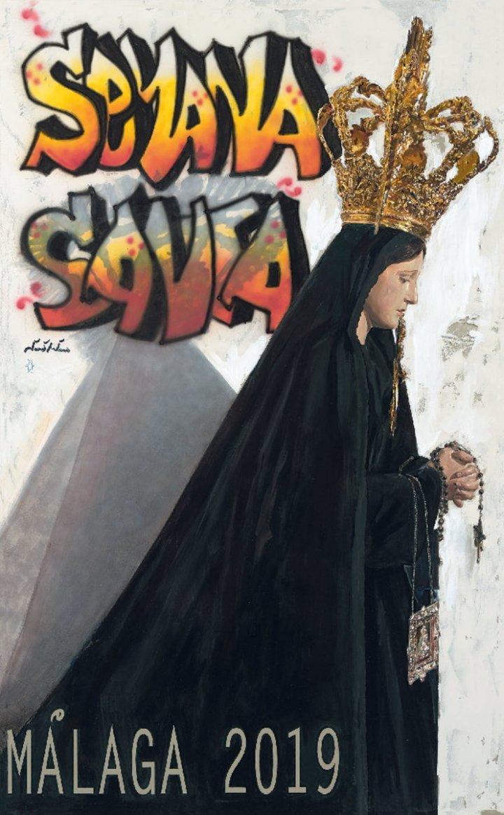 cartel semana santa malaga