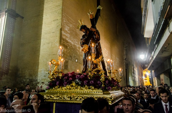 Viacrcuis de La Candelaria Joaquín Galán © 2019 004