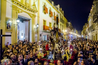 Viacrucis Tres Caidas de Triana Joaquín Galán © 2019 002