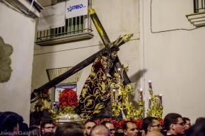 Viacrucis Tres Caidas de Triana Joaquín Galán © 2019 006