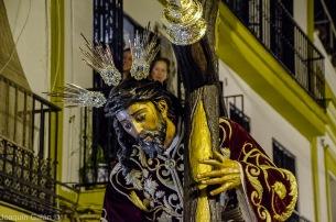 Viacrucis Tres Caidas de Triana Joaquín Galán © 2019 010