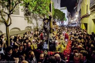 Viacrucis Tres Caidas de Triana Joaquín Galán © 2019 011