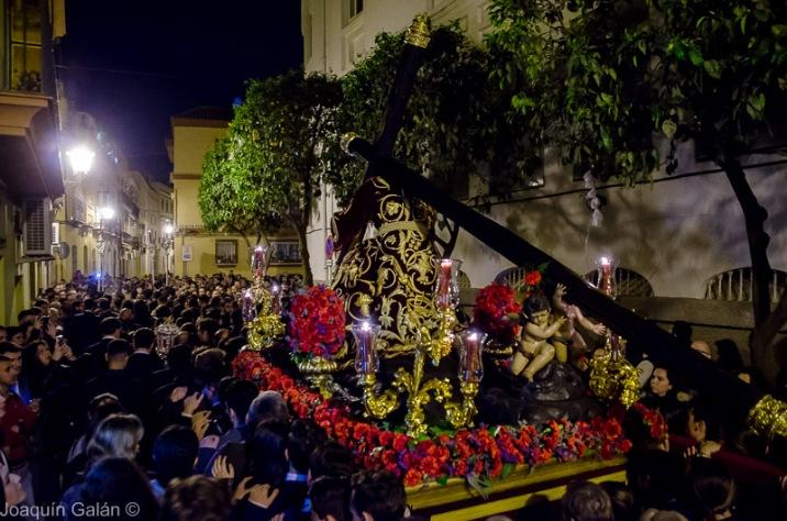 Viacrucis Tres Caidas de Triana Joaquín Galán © 2019 014