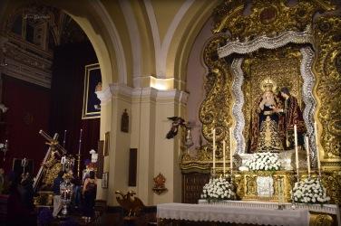 Besapiés Nuestro Padre Jesús del Silencio JESÚS GARRIDO