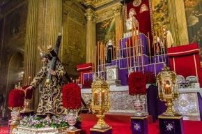 Besamanos Jesus con la Cruz al Hombro Joaquín Galán © 2019 006