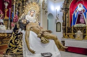 Besamanos Piedad del Baratillo Joaquín Galán © 2019 003